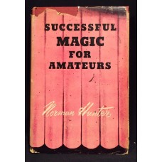Successful Magic for Amateurs - Book