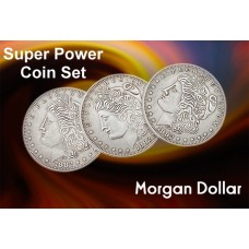 Morgan Dollar Super Power Coin Set