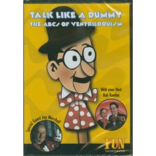 Talk Like a Dummy - DVD by Bob Rumba