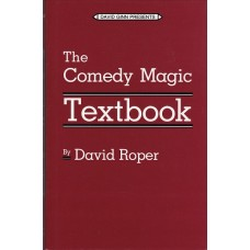 The Comedy Magic Textbook by David Roper - Book