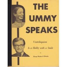 The Dummy Speaks - Book by Darryl Hutton