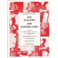 The Floating and Dancing Cane - Book by Lewis Ganson