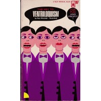 The Key to Ventriloquism for Fun and Profit - Book by Paul Winchell