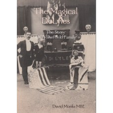 The Magical DeLyles - Book by David Monks, MBE