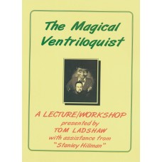 The Magical Ventriloquist - Book by Tom Ladshaw