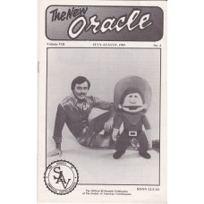 The New Oracle Magazine Volume 8 Number 4 - Ronn Lucas Cover