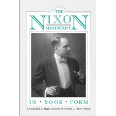 The Nixon Manuscript - Book by Fred Rickard