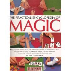 The Practical Encyclopedia of Magic - Book by Nicholas Einhorn