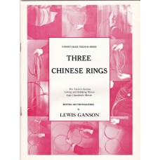 Three Chinese Rings - Book by Lewis Ganson