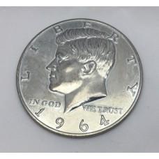 Kennedy Half Dollar - Three Inch