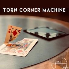 Torn Corner Machine - Juan Pablo