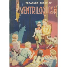 Treasure Chest of Ventriloquism - Book by Helen Fling