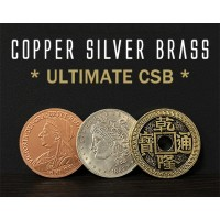 Ultimate Copper Brass Silver Transposition - DOLLAR size