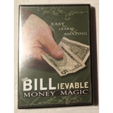 UnBILLievable Money Magic -- DVD