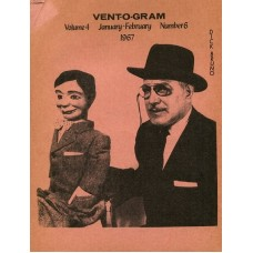 Vent-O-Gram Magazine Volume 4 Number 6 - Dick Bruno Cover