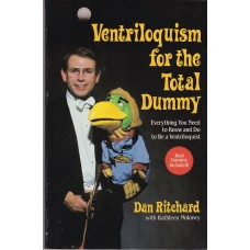 Ventriloquism for the Total Dummy - Book by Dan Ritchard