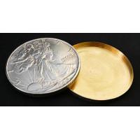 Walking Liberty Half Dollar Replica Expanded Shell