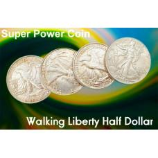 Walking Liberty Half Dollar Super Power Coin Set