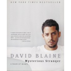 Mysterious Stranger - Book by David Blaine