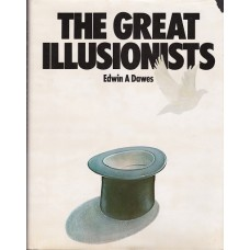 The Great Illusionists - Book by Edwin A. Dawes