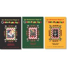 The Restaurant Magic of Dan Fleshman 3 DVD Set
