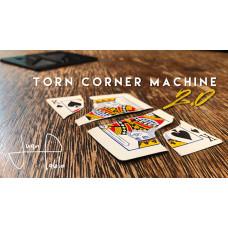 Torn Corner Machine 2.0 - Juan Pablo